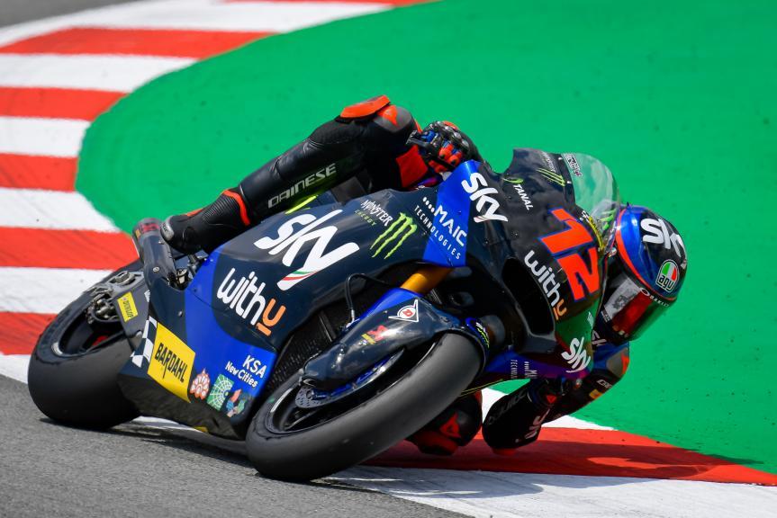 Marco Bezzecchi, Sky Racing Team VR46, Gran Premi Monster Energy de Catalunya