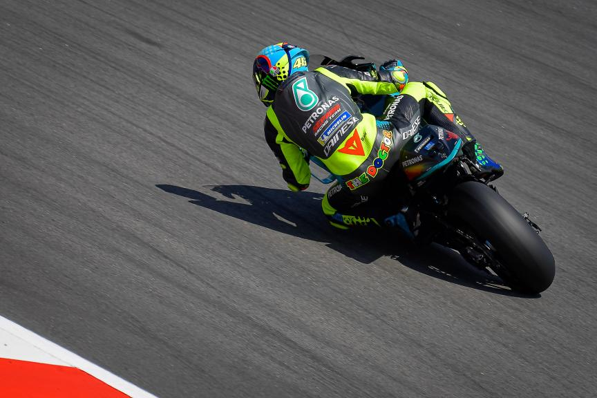 Valentino Rossi, Petronas Yamaha STR, Catalunya MotoGP™ Official Test