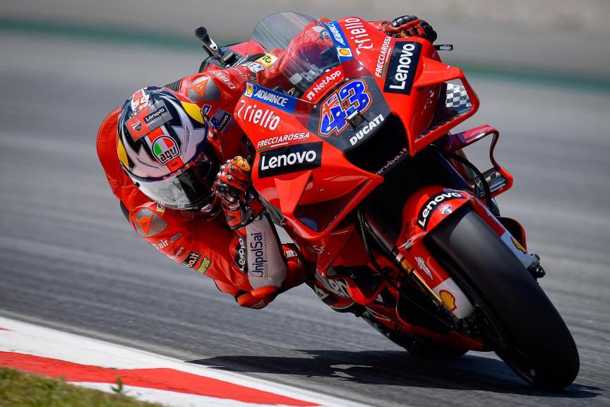 Jack Miller, Ducati Lenovo Team, Catalunya MotoGP™ Official Test