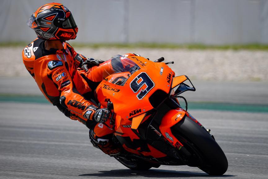 Danilo Petrucci, Tech3 KTM Factory Racing, Catalunya MotoGP™ Official Test