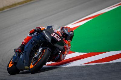 Viñales lidera, Márquez se exprime y KTM va a más