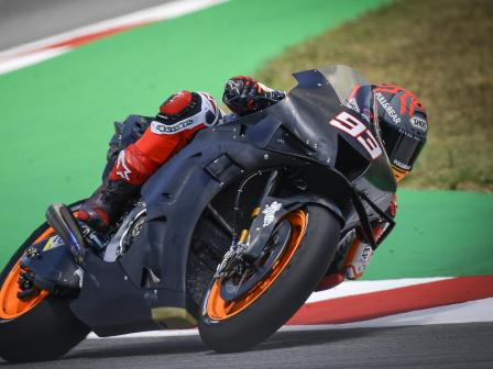 2021 MotoGP™ Official Barcelona Test photo gallery