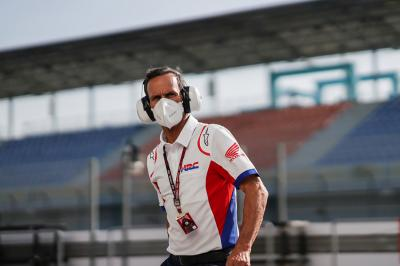 Puig analyses an 'important' Test for Marc Marquez and HRC
