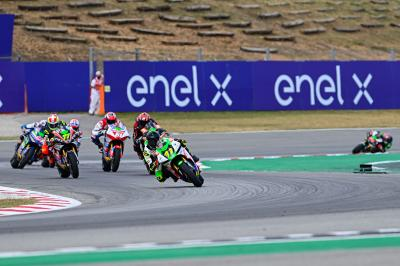 MotoE™: Enel brings you the best action from the Catalan GP