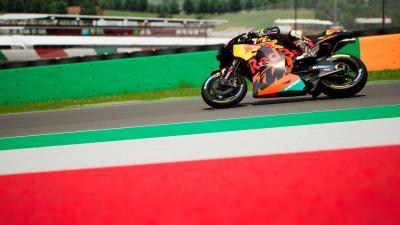 『MotoGP™ eSport』~第2レース公式予選