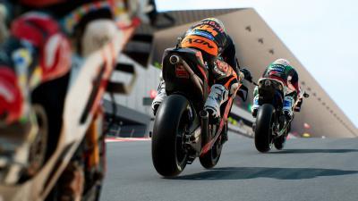 『MotoGP™ eSport』~第1レース公式予選