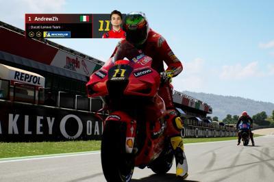 『MotoGP™ eSport』~第1ラウンド