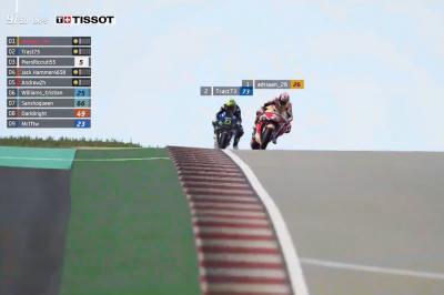 『MotoGP™ eSport』~現王者対元王者の対決
