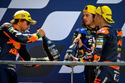 Bezzecchi terrà testa al duo del Red Bull KTM Ajo?