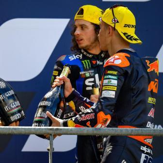 Doppelter Ärger: Behält Red Bull KTM Ajo die Favoritenolle?