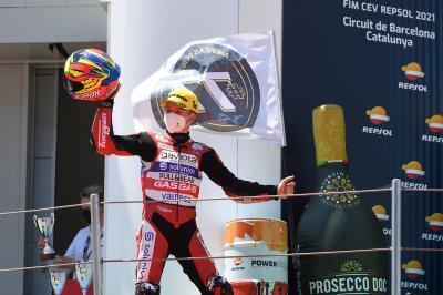 Championship hopefuls turn the wick up in Barcelona
