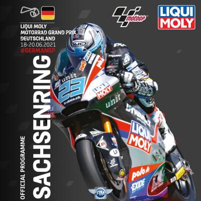 Get ready for the #GermanGP Check out the full programme
