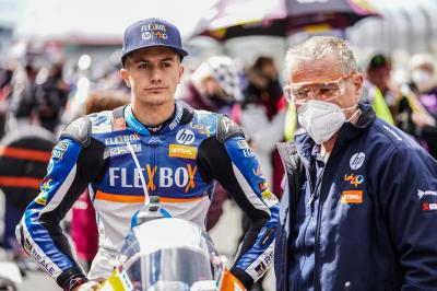 Hector Garzo to be replaced by Alonso Lopez at German GP