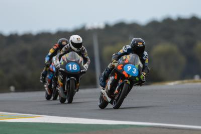 The Northern Talent Cup saddles up for the Sachsenring