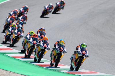 Sachsenring : La lutte se poursuit en Red Bull Rookies Cup !