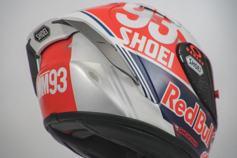 Marc Marquez GermanGP (德國站) 特別塗裝頭盔7167