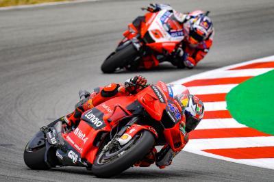 Ducati persigue mayor gloria con una poderosa GP21