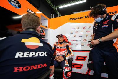 """""""No physical limitations"""" as Marquez ready to rock the Ring"""
