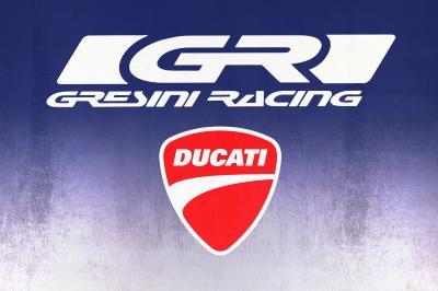 Gresini 2022: Insieme a Ducati con Bastianini e Diggia