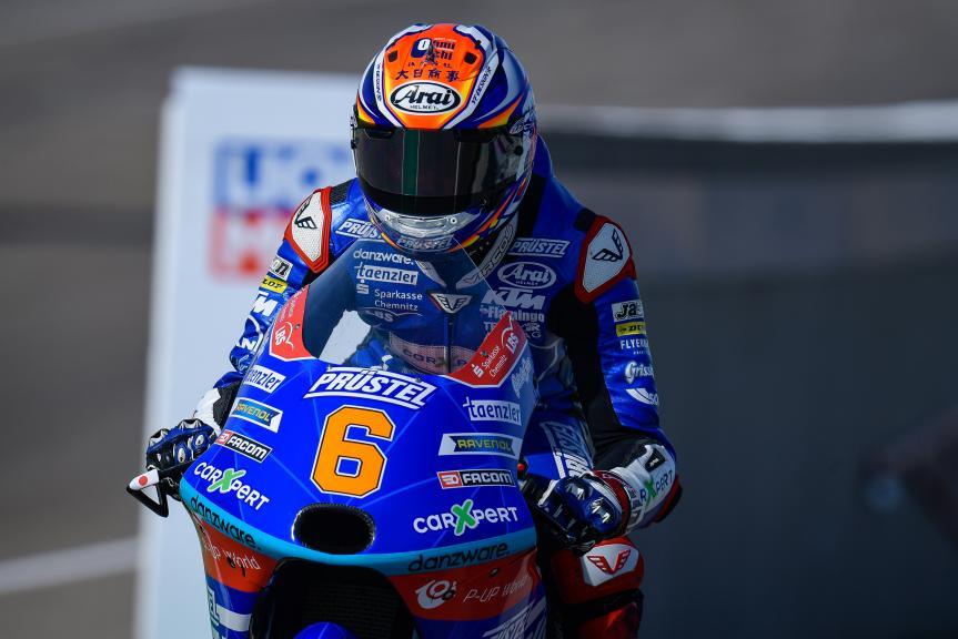 Ryusei Yamanaka, CarXpert PruestelGP, Liqui Moly Motorrad Grand Prix Deutschland