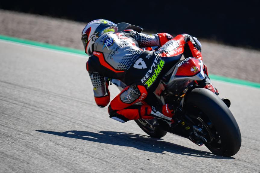 Lorenzo Baldassarri, MV Agusta Forward Racing, Liqui Moly Motorrad Grand Prix Deutschland
