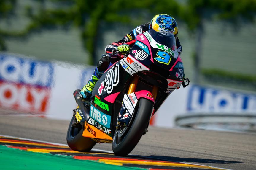 Jorge Navarro, MB Conveyors Speed Up, Liqui Moly Motorrad Grand Prix Deutschland
