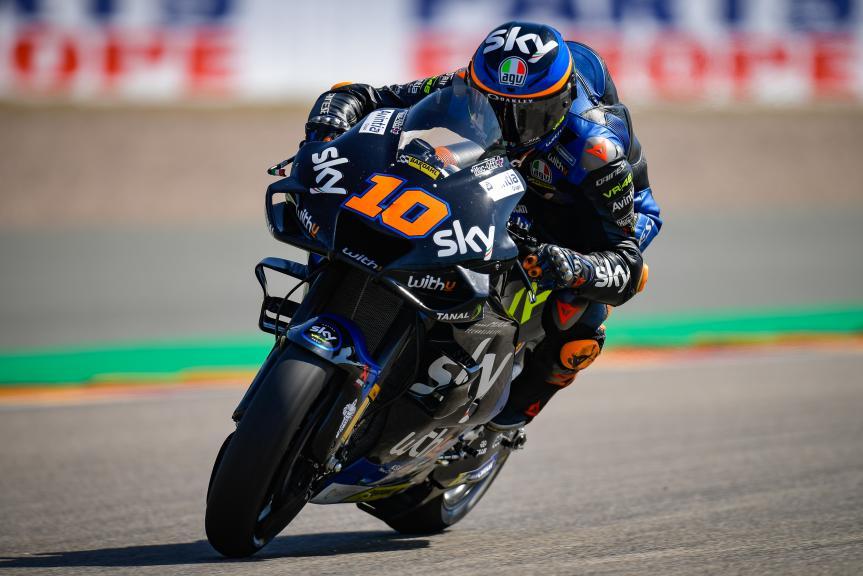 Luca Marini, Sky VR46 Avintia, Liqui Moly Motorrad Grand Prix Deutschland
