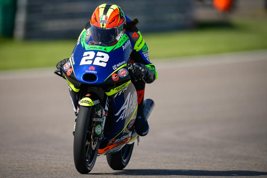 Elia Bartolini, Avintia Esponsorama Moto3, Liqui Moly Motorrad Grand Prix Deutschland