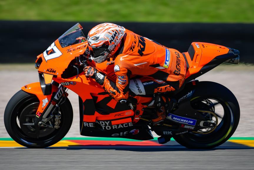 Iker Lecuona, Tech3 KTM Factory Racing, Liqui Moly Motorrad Grand Prix Deutschland