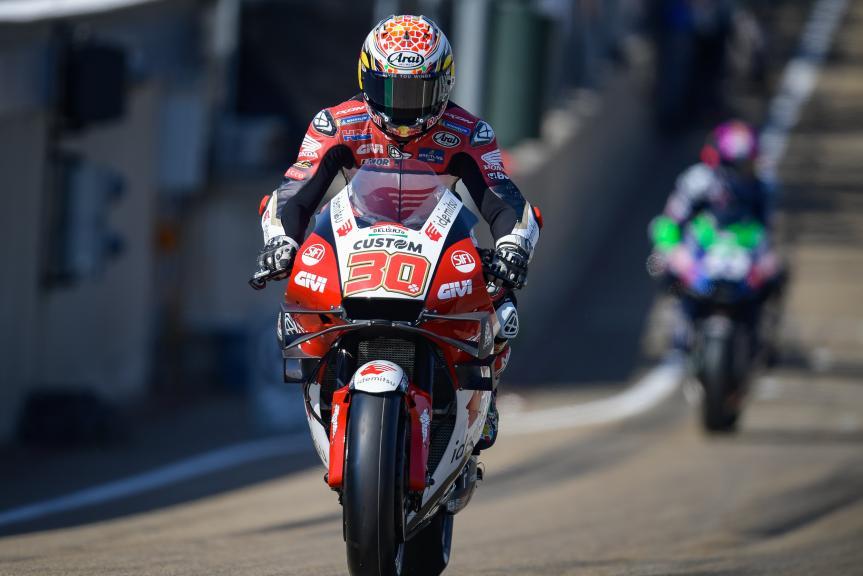 Takaaki Nakagami, LCR Honda, Liqui Moly Motorrad Grand Prix Deutschland