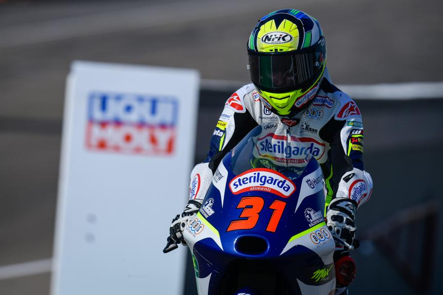 Adrian Fernandez, Sterilgarda Max Racing Team, Liqui Moly Motorrad Grand Prix Deutschland