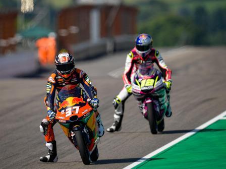 Moto3, Free Practice, Liqui Moly Motorrad GP Deutschland