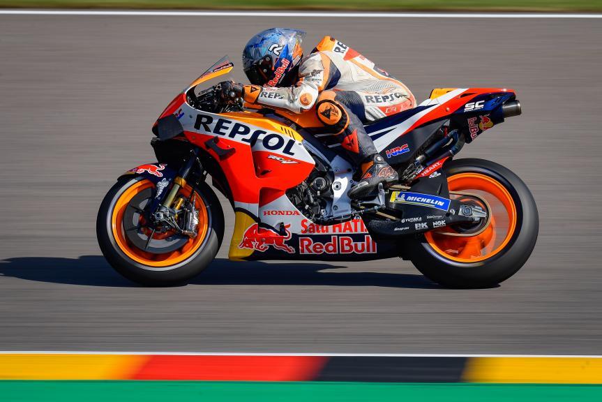 Pol Espargaro, Repsol Honda Team, Liqui Moly Motorrad Grand Prix Deutschland