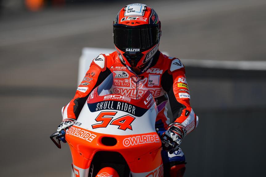 Riccardo Rossi, BOE Owlride, Liqui Moly Motorrad Grand Prix Deutschland