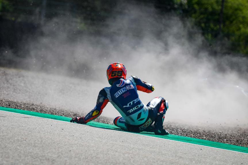 Hafizh Syahrin, NTS Rw Racing GP, Liqui Moly Motorrad Grand Prix Deutschland