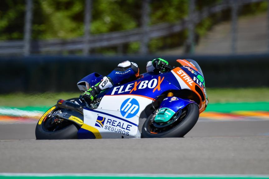 Stefano Manzi, Flexbox HP40, Liqui Moly Motorrad Grand Prix Deutschland
