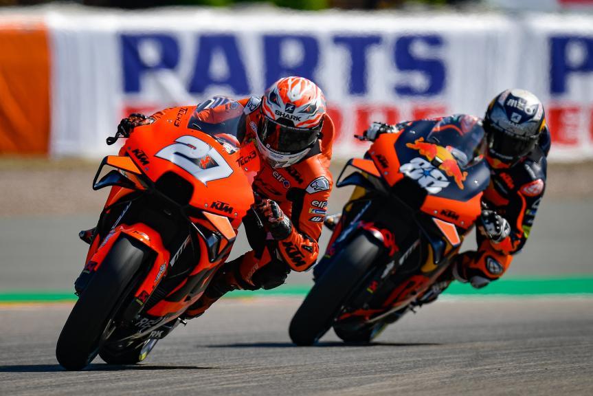 Iker Lecuona, Miguel Oliveira, Liqui Moly Motorrad Grand Prix Deutschland