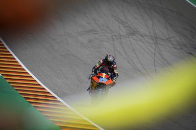 Moto2™ recap: Gardner gets the perfect start in Germany
