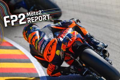 Moto2™ - Sachsenring : Gardner confirme en FP2