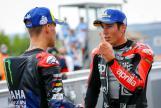 Quartararo, Aleix Espargaro, Liqui Moly Motorrad Grand Prix Deutschland