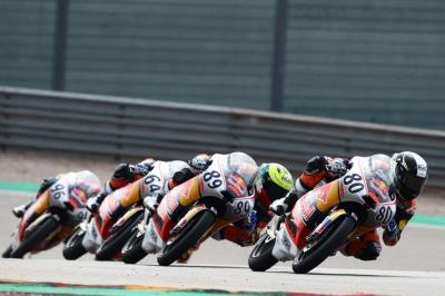 Red Bull Rookies - Sachsenring : Alonso, premier vainqueur