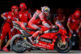 Jack Miller, Ducati Lenovo Team, Liqui Moly Motorrad Grand Prix Deutschland