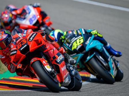MotoGP, Free Practice, Liqui Moly Motorrad GP Deutschland
