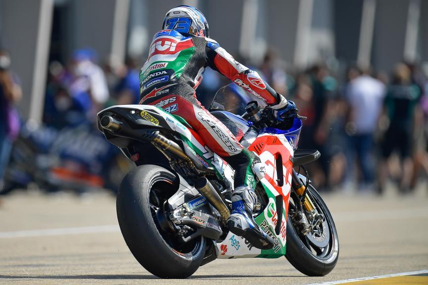 Alex Marquez, LCR Honda Castrol Honda, Liqui Moly Motorrad Grand Prix Deutschland