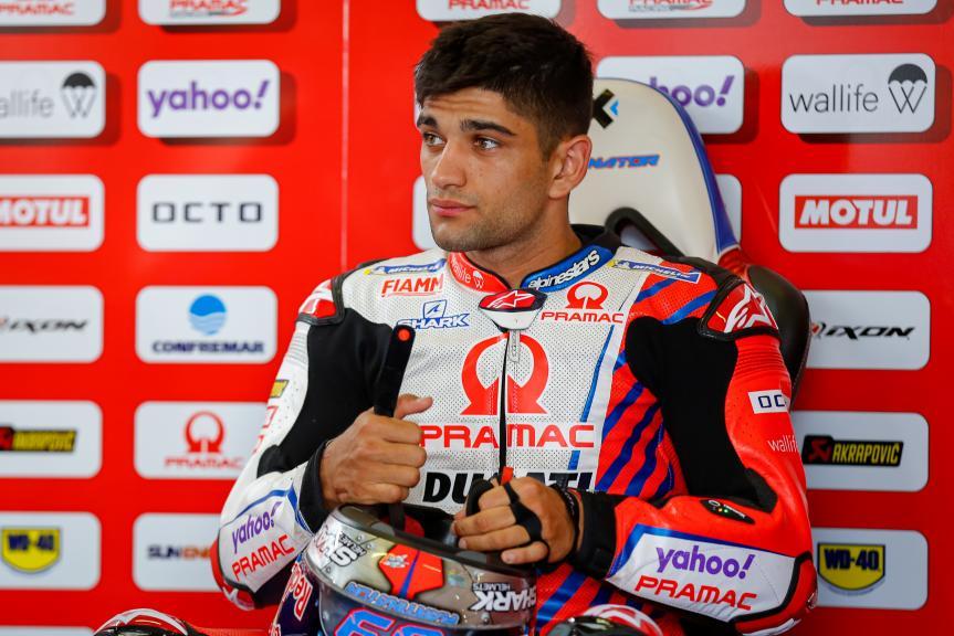 Jorge Martin, Pramac Racing, Liqui Moly Motorrad Grand Prix Deutschland