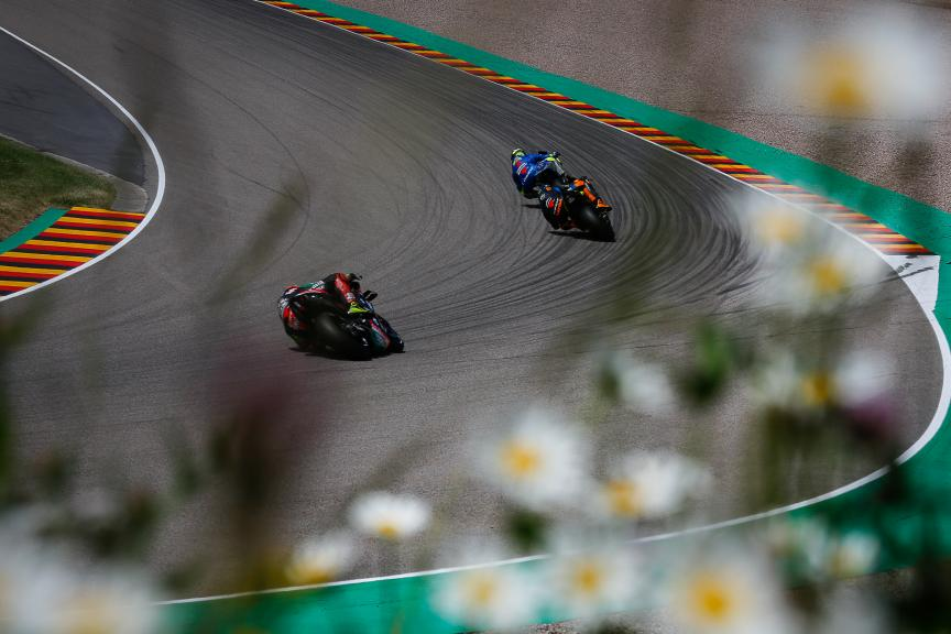 MotoGP, Free Practice, Liqui Moly Motorrad Grand Prix Deutschland