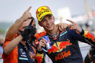 Raul Fernandez centra record e pole al Sachsenring