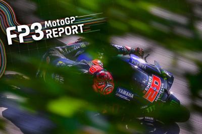 Quartararo batte tutti nella FP3 al Sachsenring