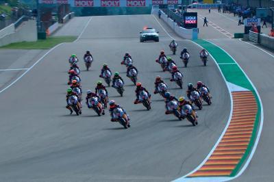 Red Bull MotoGP™ Rookies Cup : Gara 1 in Germania