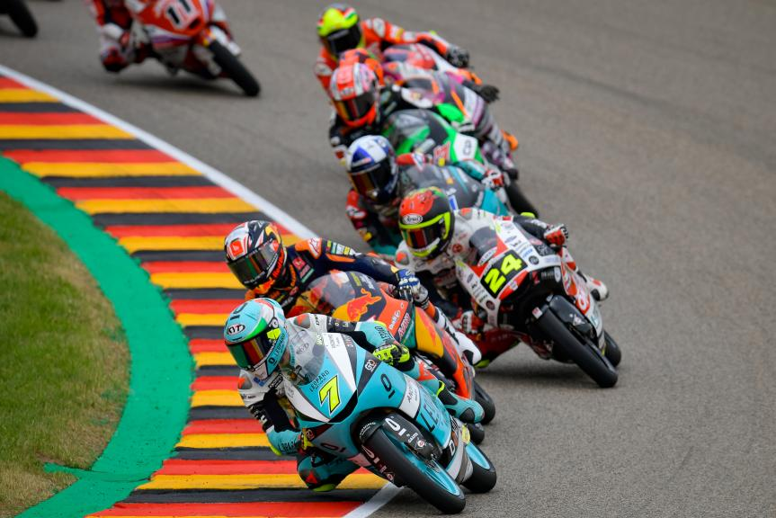 Dennis Foggia, Leopard Racing, Liqui Moly Motorrad Grand Prix Deutschland
